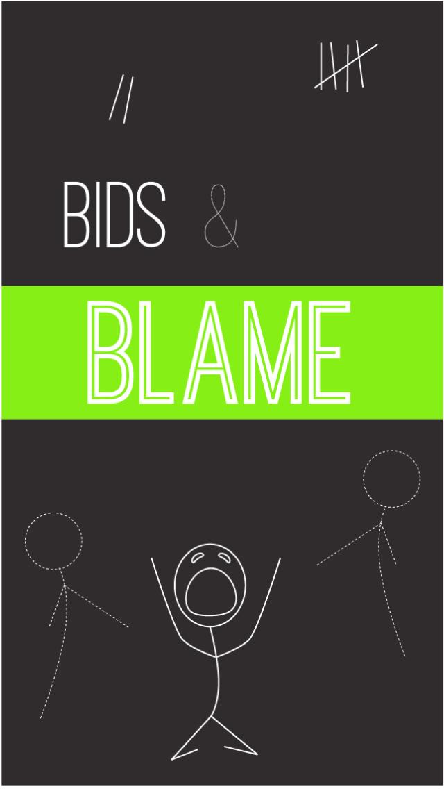 Bids & Blame Intro Style Test