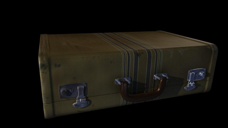 Suitcase in progress